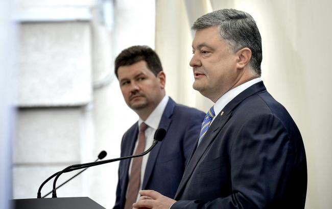 Для получения безвиза Украина выполнила 144 пункта перемен,— Порошенко