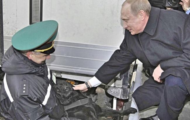 Соцмережі насмішило фото Путіна