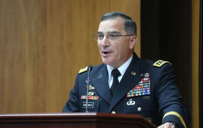 Глава Пентагона представил нового главнокомандующего НАТО в Европе