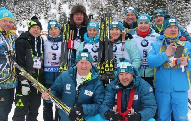 Фото: сборная Украины по биатлону (Костя Клименко, biathlon.com.ua)