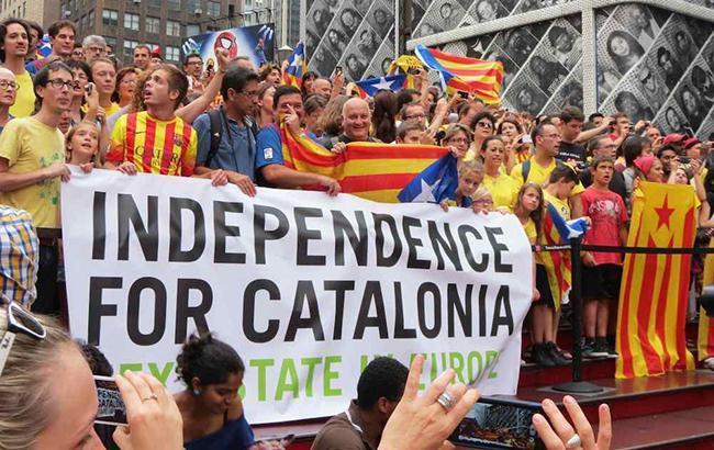 У Каталонії завершився референдум про незалежність від Іспанії
