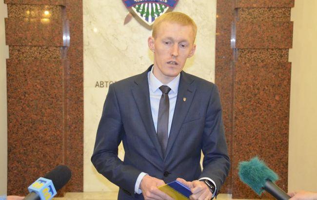 Фото: заместитель прокурора Николаевской области Степан Божило