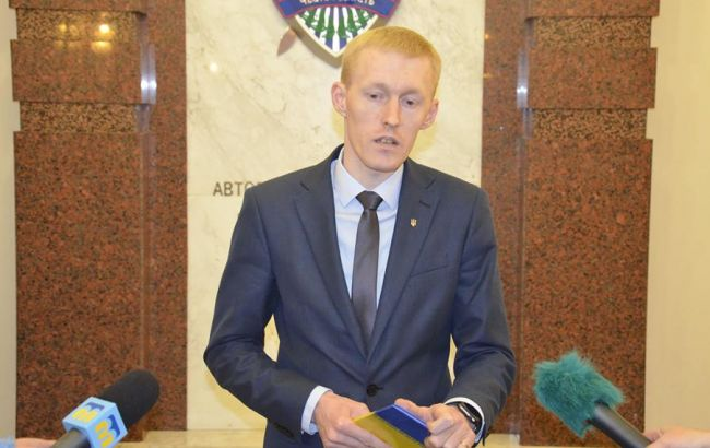 Фото: заступник прокурора Миколаївської області Степан Божило