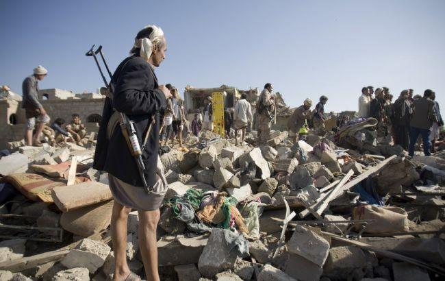 Фото: война в Йемене