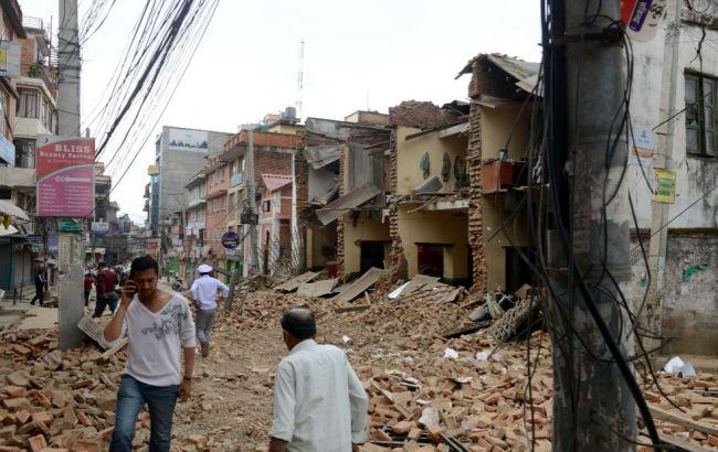 Землетрясение в Непале: число жертв превысило 800 человек