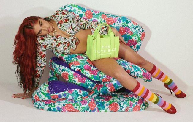 Вся в маму: дочь Мадонны Лурдес Леон блистает в провокационной съемке для Marc Jacobs