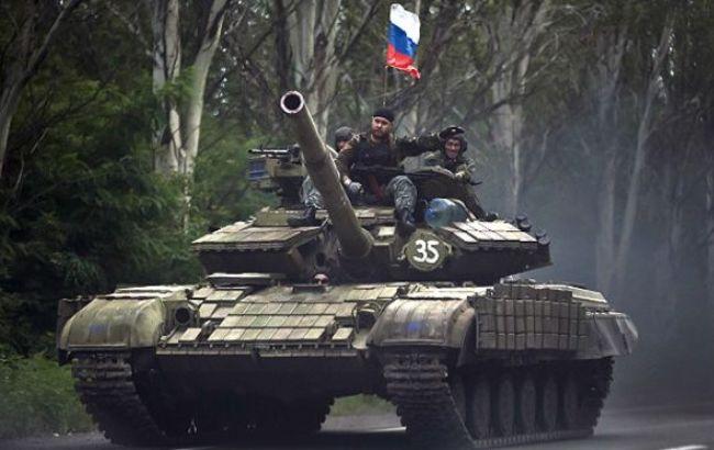 Агентура: НаДонбасс прибыли работники путинской ФСБ