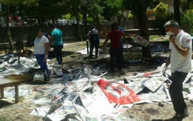 Взрыв в Турции: количество жертв увеличилось до 30