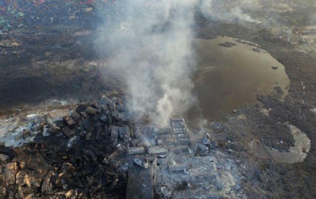 Число погибших в результате взрыва в Тяньцзине возросло до 112