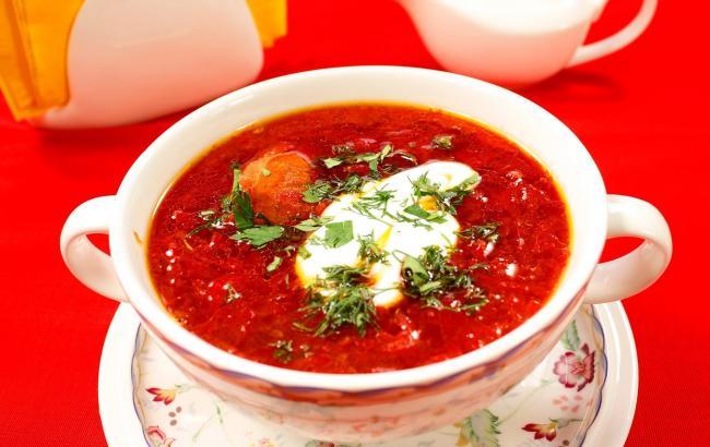 Фото: Украинские блюда