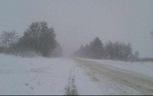 Фото: непогода в Тернопольской области