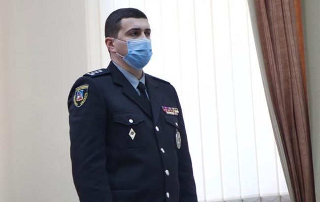 В Закарпатській області представили нового голову поліції
