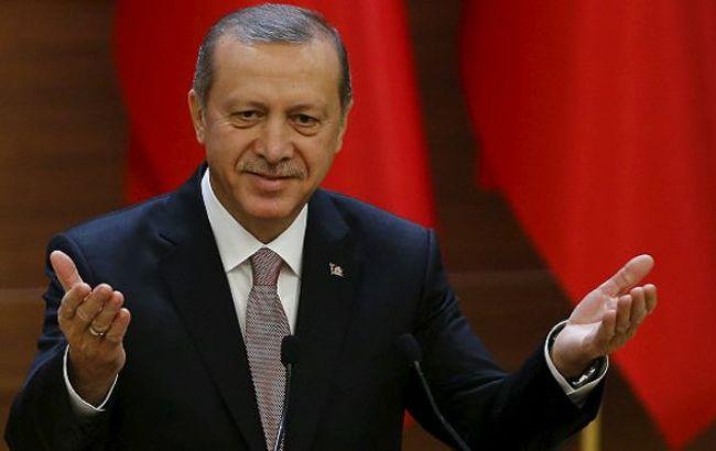 Референдум вТурции: подсчитано 95% голосов, большинство зарасширение полномочий Эрдогана