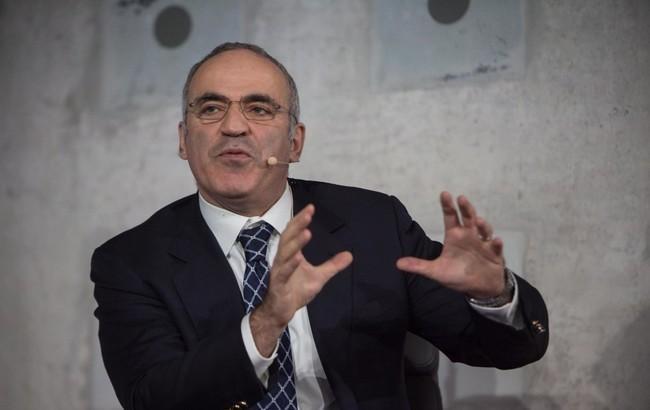 Гаррі Каспаров закликав до політичного бойкоту ЧС-2018