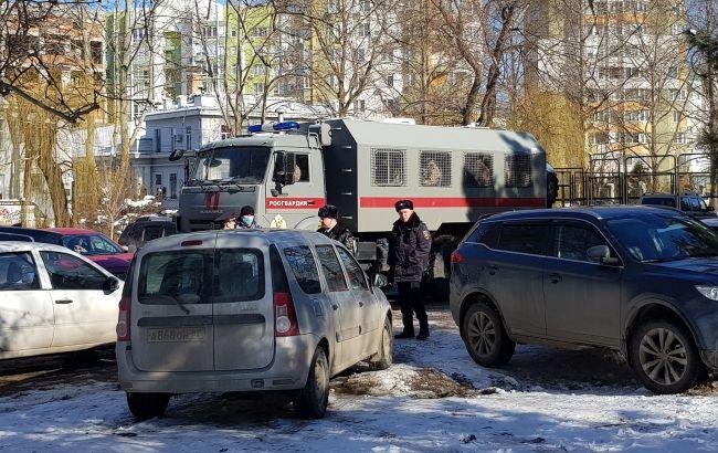 В Крыму арестовали пятерых задержанных сегодня крымских татар