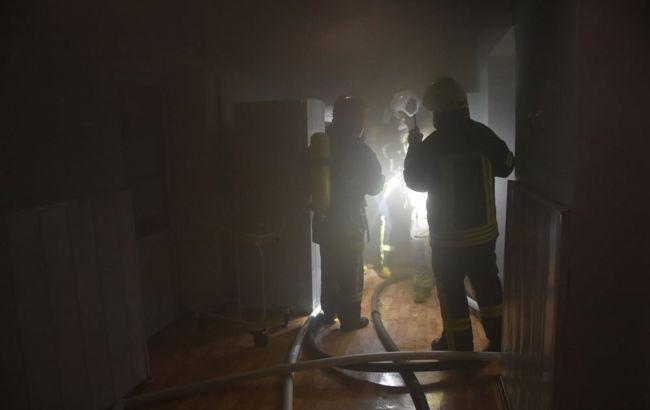 В Одесі вночі горів пологовий будинок, евакуювали 16 немовлят