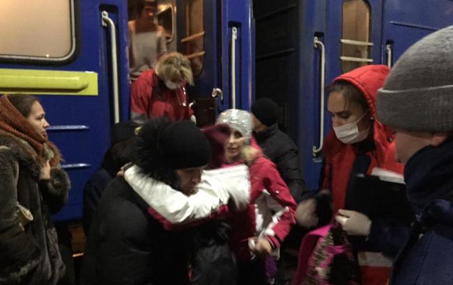 56 человек, включая 48 детей— участников фестиваля, отравились вКаменец-Подольском