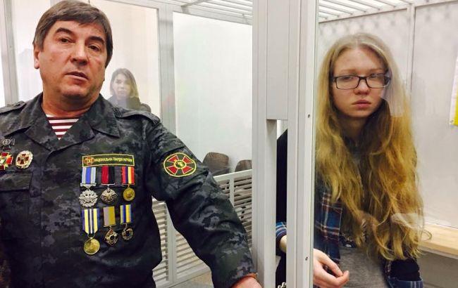 Представники націоналістичних організацій заблокували будівлю Апеляційного суду в Києві