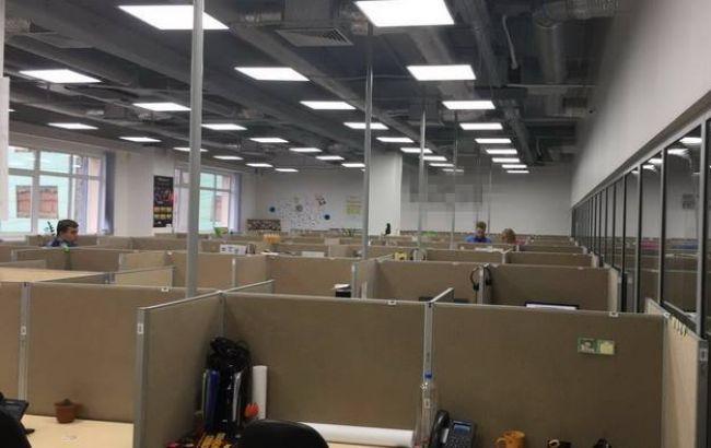 Фото: діяльність call-центру припинили