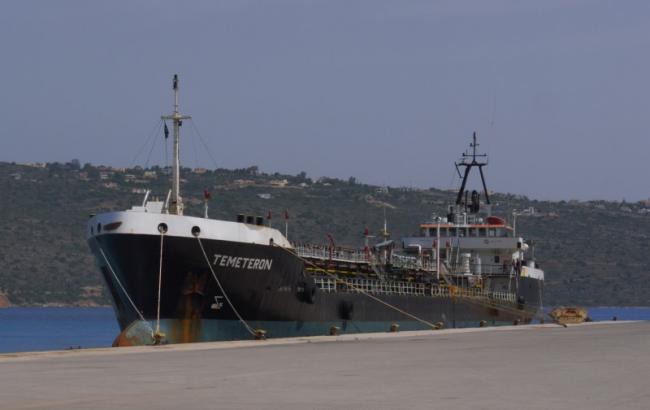ВЛивии освобождена часть экипажа танкера «Теметерон»