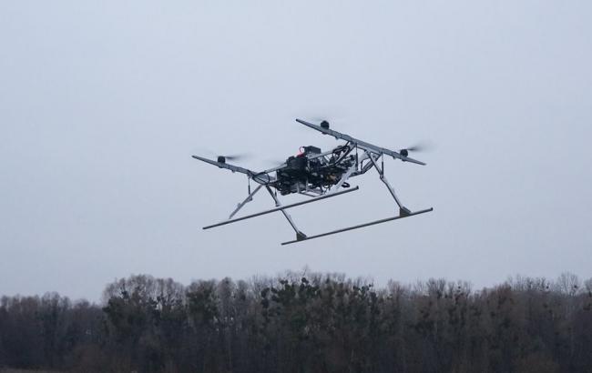 Українці винайшли унікальний військовий безпілотник