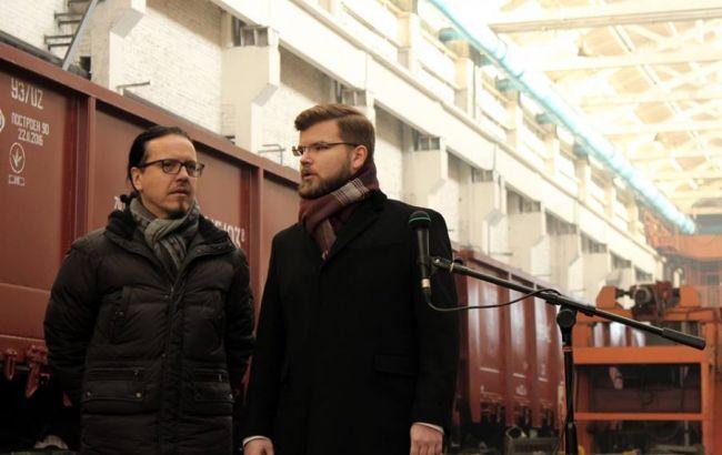 Фото: в Україні не вистачає 8-9 тисяч вагонів