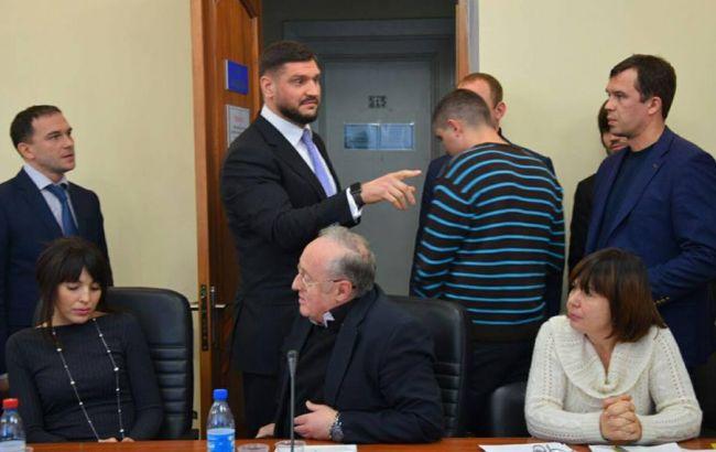 Фото: засідання бюджетної комісії