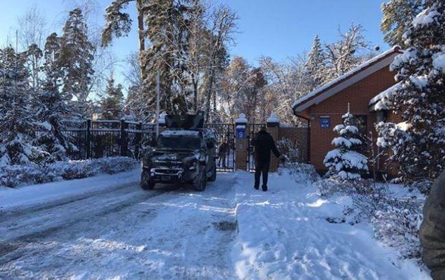 У компанії Новинського заявили про обшук в будинку керівника