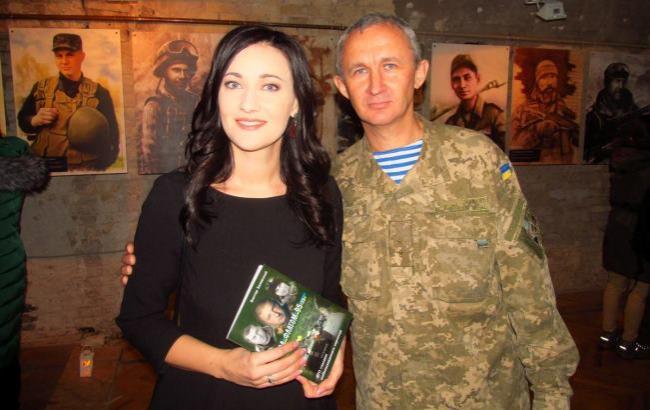 Боец АТО написал трогательную книгу о войне