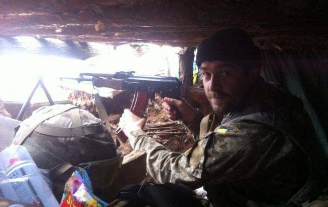 Українським військовим і жителям Докучаєвська доводиться несолодко (Facebook Андрія Цаплієнка)