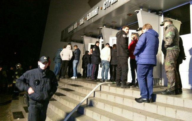 ВоЛьвове скончался пострадавший впроцессе пожара вразвлекательном центре МИ100