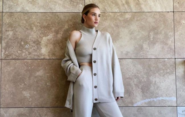 З трикотажем і спортивними брюками: стиліст показала, як носити кардиган восени 2021