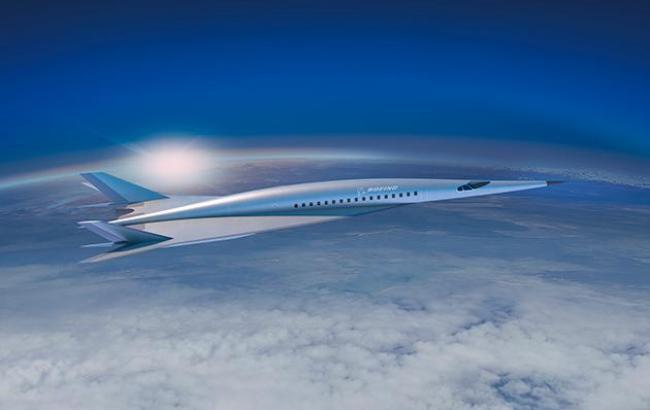 Компания Boeing презентовала радикально новый концепт пассажирских самолетов