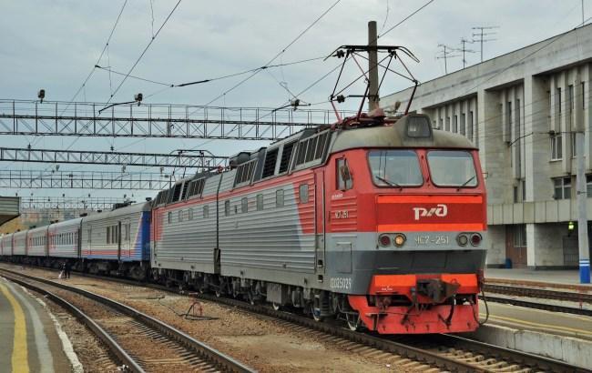 РФ планує до кінця року в повному обсязі запустити рух поїздів в обхід України