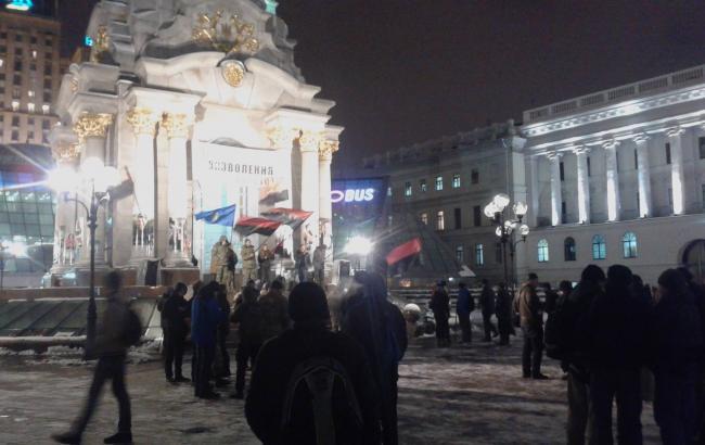 Фото: Майдан Незалежности