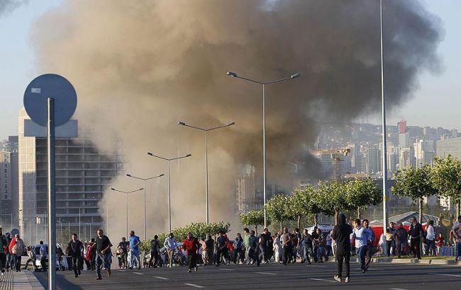Фото: переворот в Турции в июле 2016 года