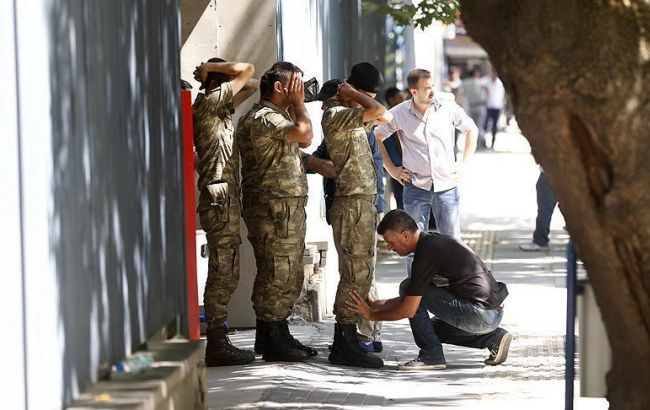 Фото: турецкие военные