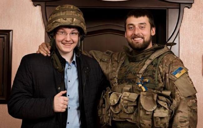 Фото: Виталий и Александр Луценко (Facebook)
