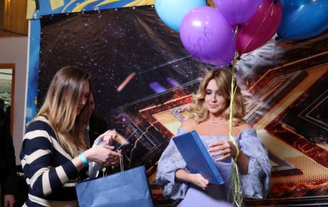 Оксана Марченко розповіла про те, як любить російську мову