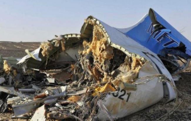 На місці катастрофи А321 виявили паспорти українців