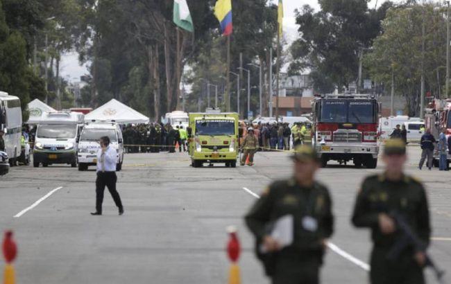 Число жертв теракта в Боготе превысило 20