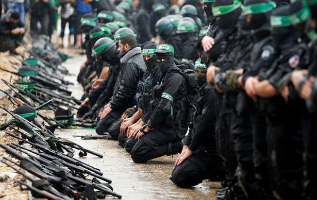 Фото: ХАМАС передали гроші, які призначалися на гуманітарні проекти в секторі Газа