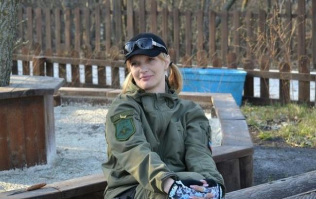 Фото:Сепаратистка Боня (informnapalm.org)