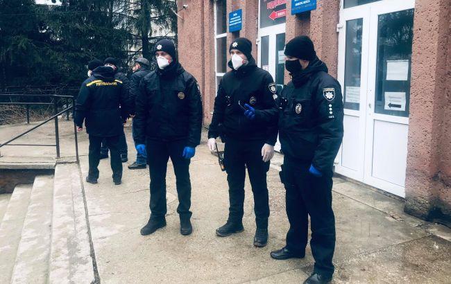 Пожар в больнице Черновцов: полиция возбудила дело
