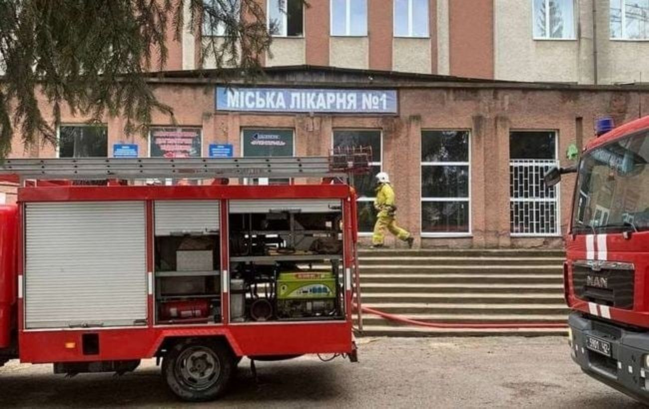 Пожар в больнице Черновцов: названа возможная причина