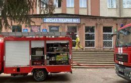 Пожежа в лікарні Чернівців: названа можлива причина