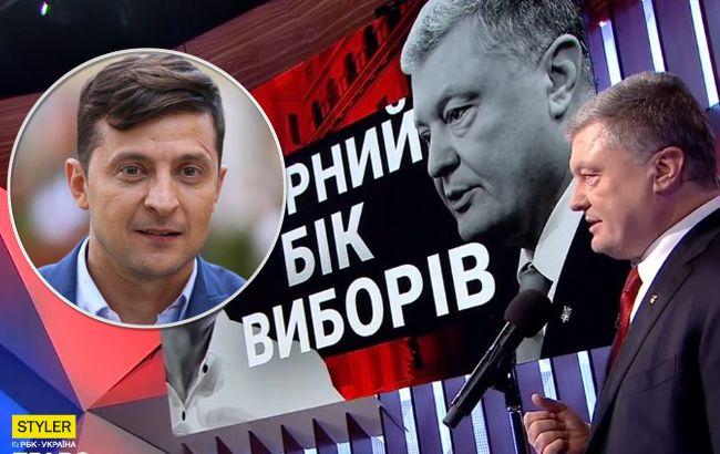 """Зеленский и Порошенко в шоу """"Право на владу"""": украинцы в шоке от заявлений"""