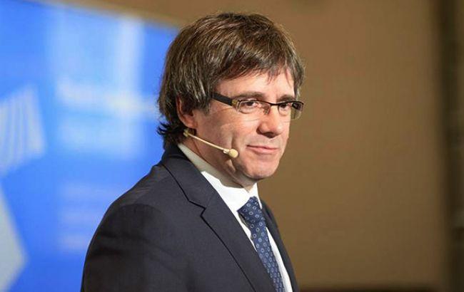 Пучдемон баллотируется нарегиональных выборах— Каталония