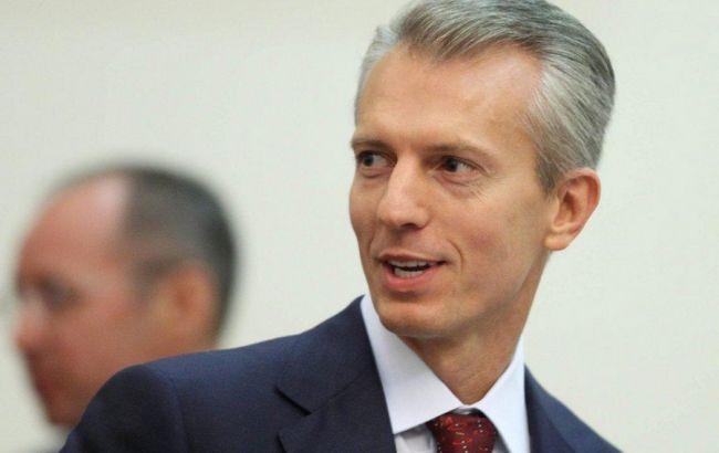 Хорошковский не влияет на таможню, - Нефьодов