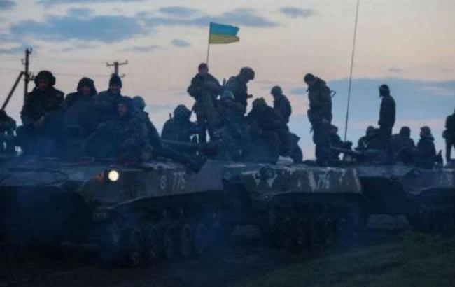 В Луганській обл. в результаті підриву на міні загинули 5 військових і мінімум 3 поранені